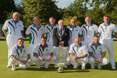 Balcomb Trophy Winners 2015