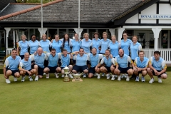 Men's & Ladies Top Club Winners 2018 Together