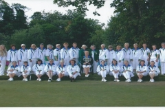 Johns Trophy Runners-up 2012