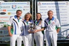 Mixed Fours Winners 2012
