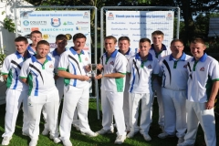 White Rose Winners 2012
